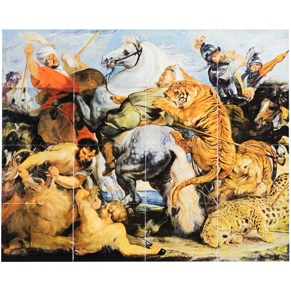 Polowanie na Tygrysa, 5000 franków