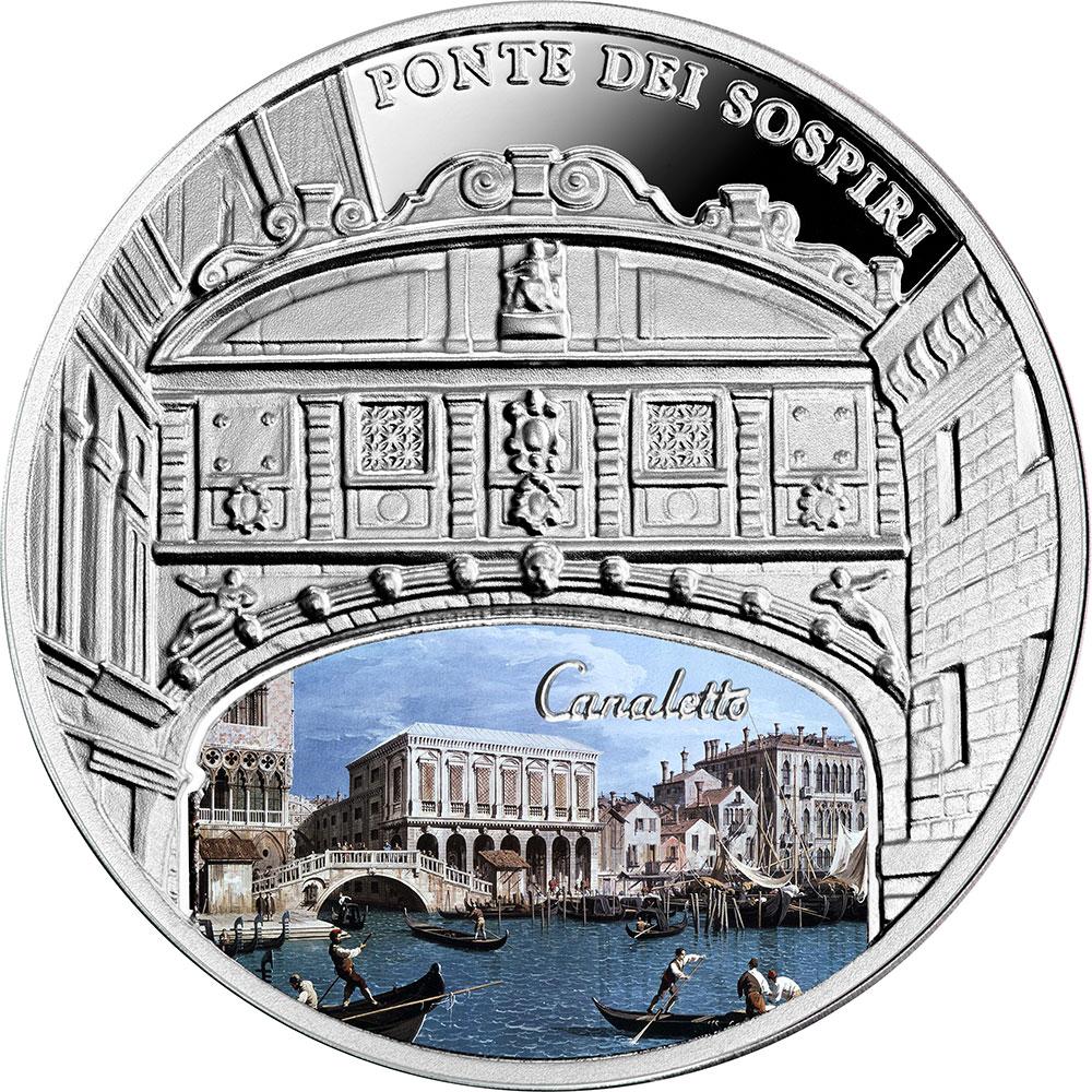 Most Westchnień, 2 dolary, Seria: SOS. Wenecja - Początek czy koniec?