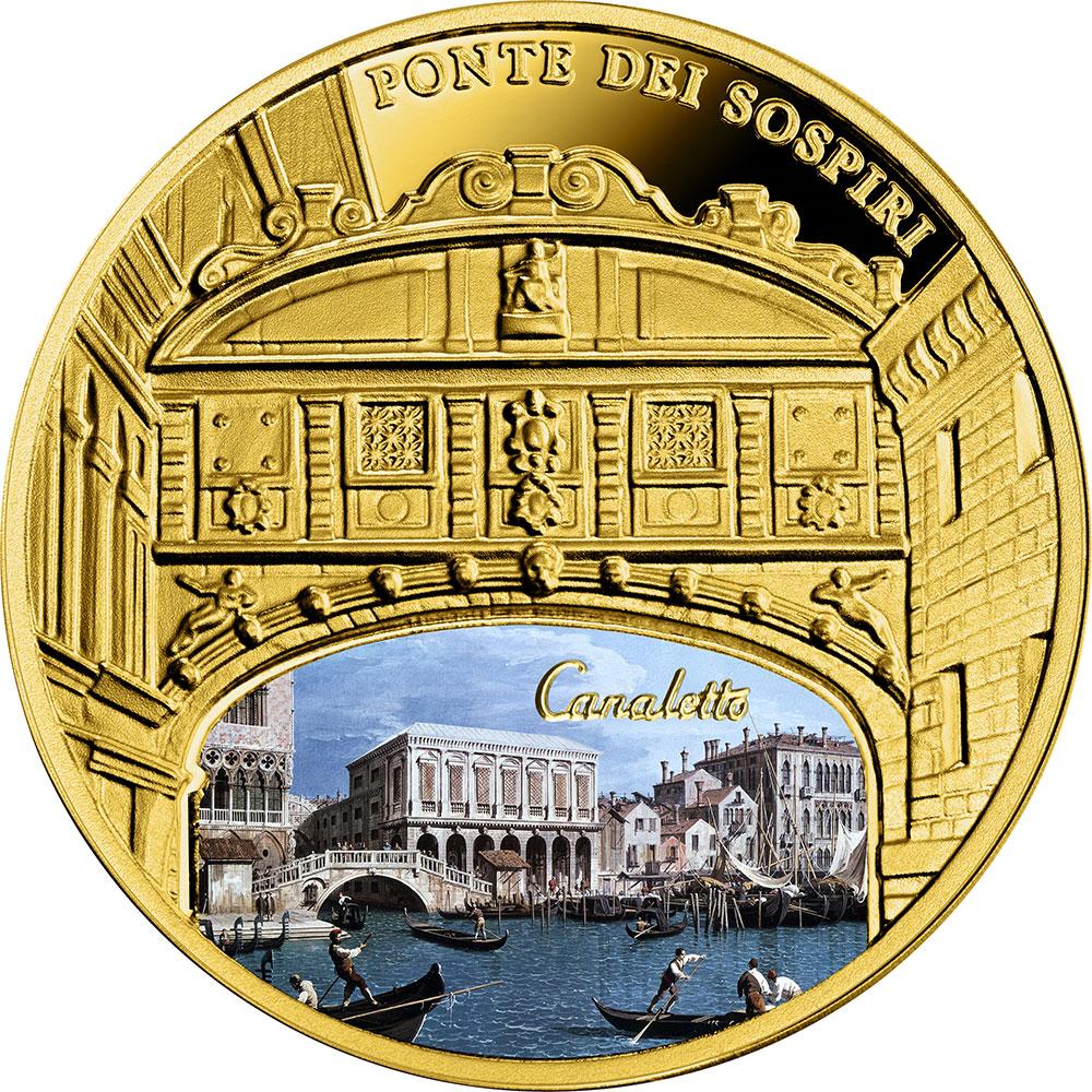 Most Westchnień, 50 dolarów, Seria: SOS. Wenecja - Początek czy koniec?