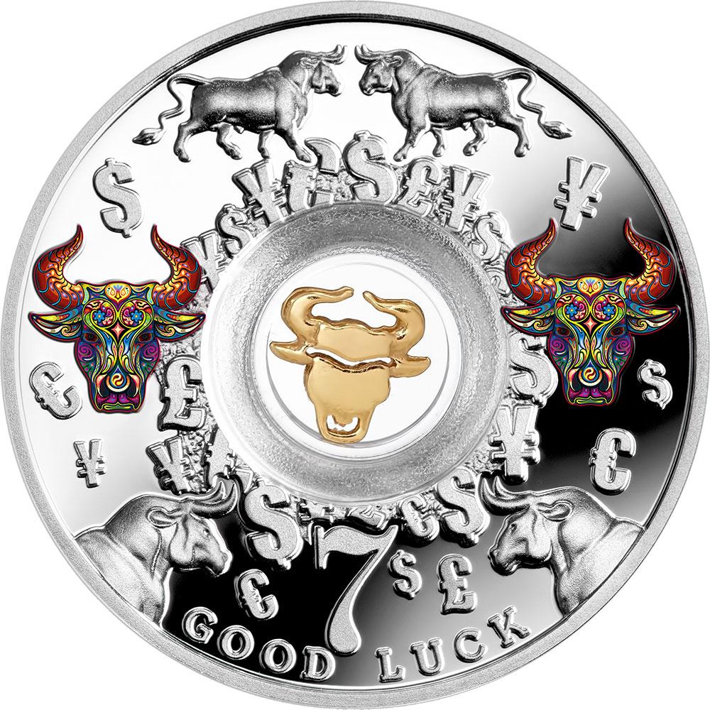 Siedem byków, 500 franków