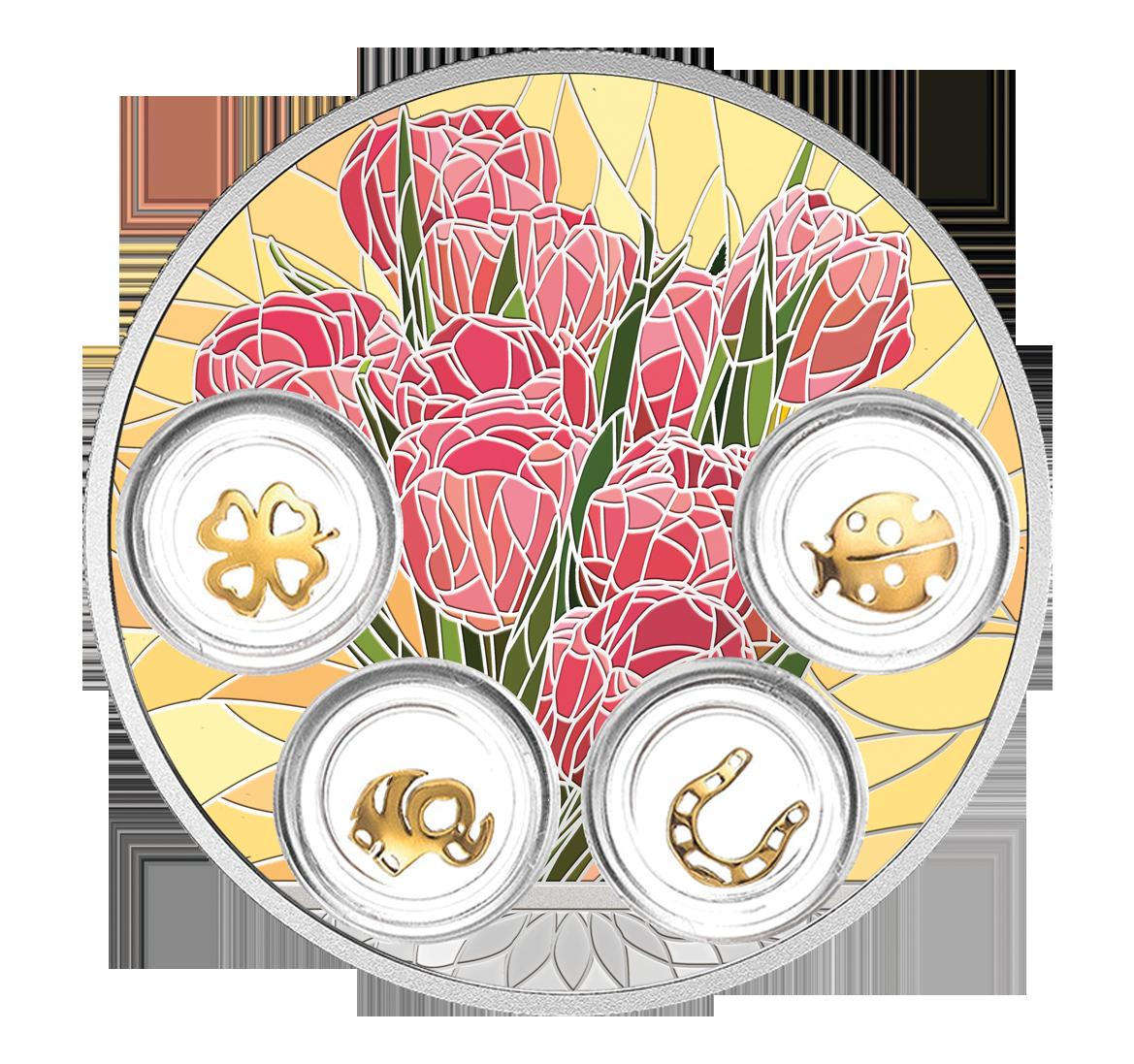 Amulety Szczęścia, 5 dolarów