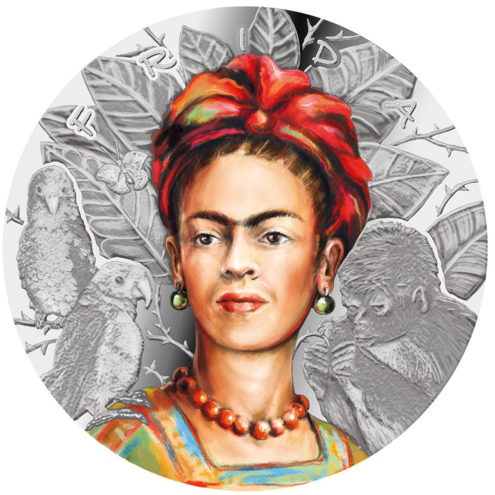 Frida Kahlo – kobieta legenda, 1000 franków CFA