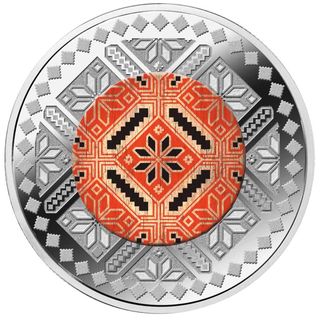 Ukraiński Folklor, 500 franków CFA, Seria: Folklor