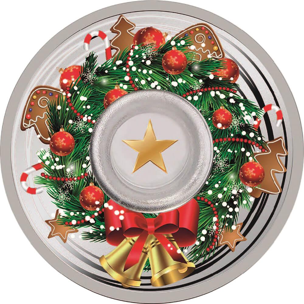 Merry Christmas - niech twoje Święta będą magiczne!, 1000 franków CFA