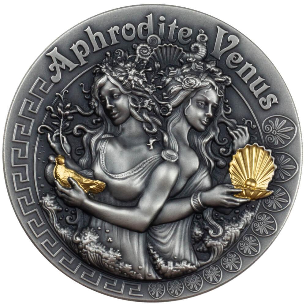 Boginie – Afrodyta i Wenus, 5 dolarów