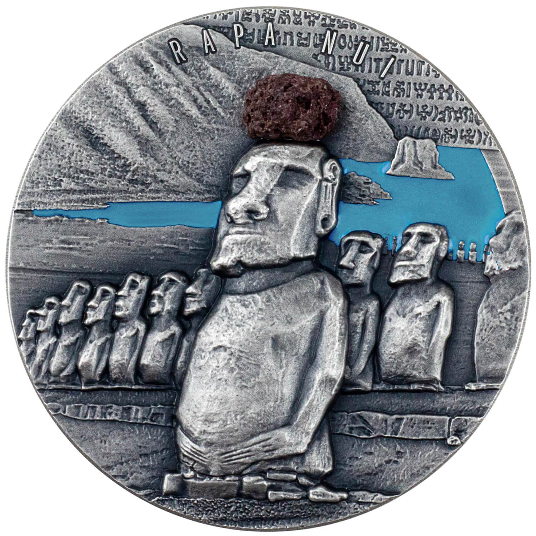 Rapa Nui, 2000 franków CFA