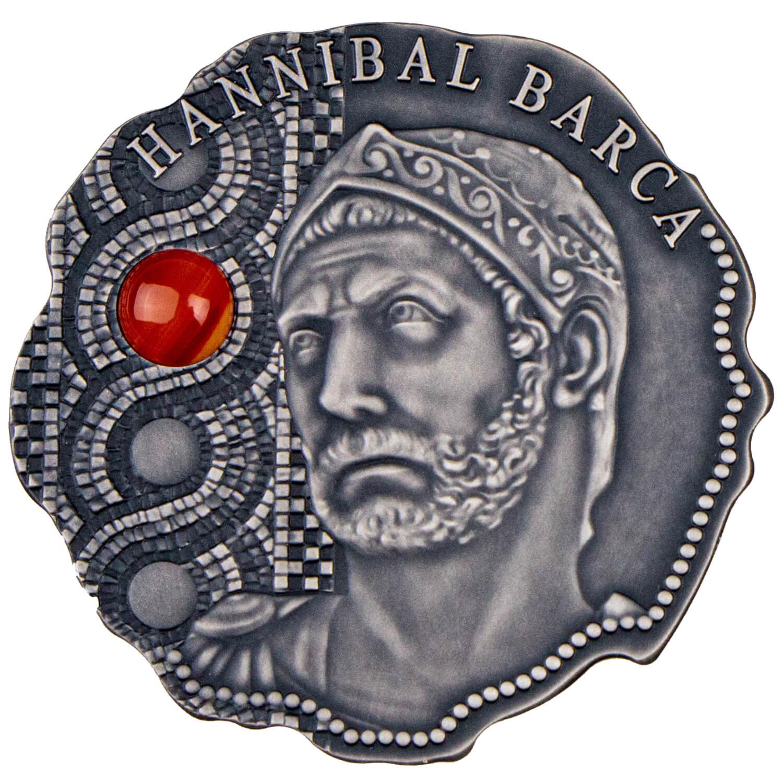 Hannibal Barkas – najwspanialszy dowódca antycznego świata, 500 franków CFA
