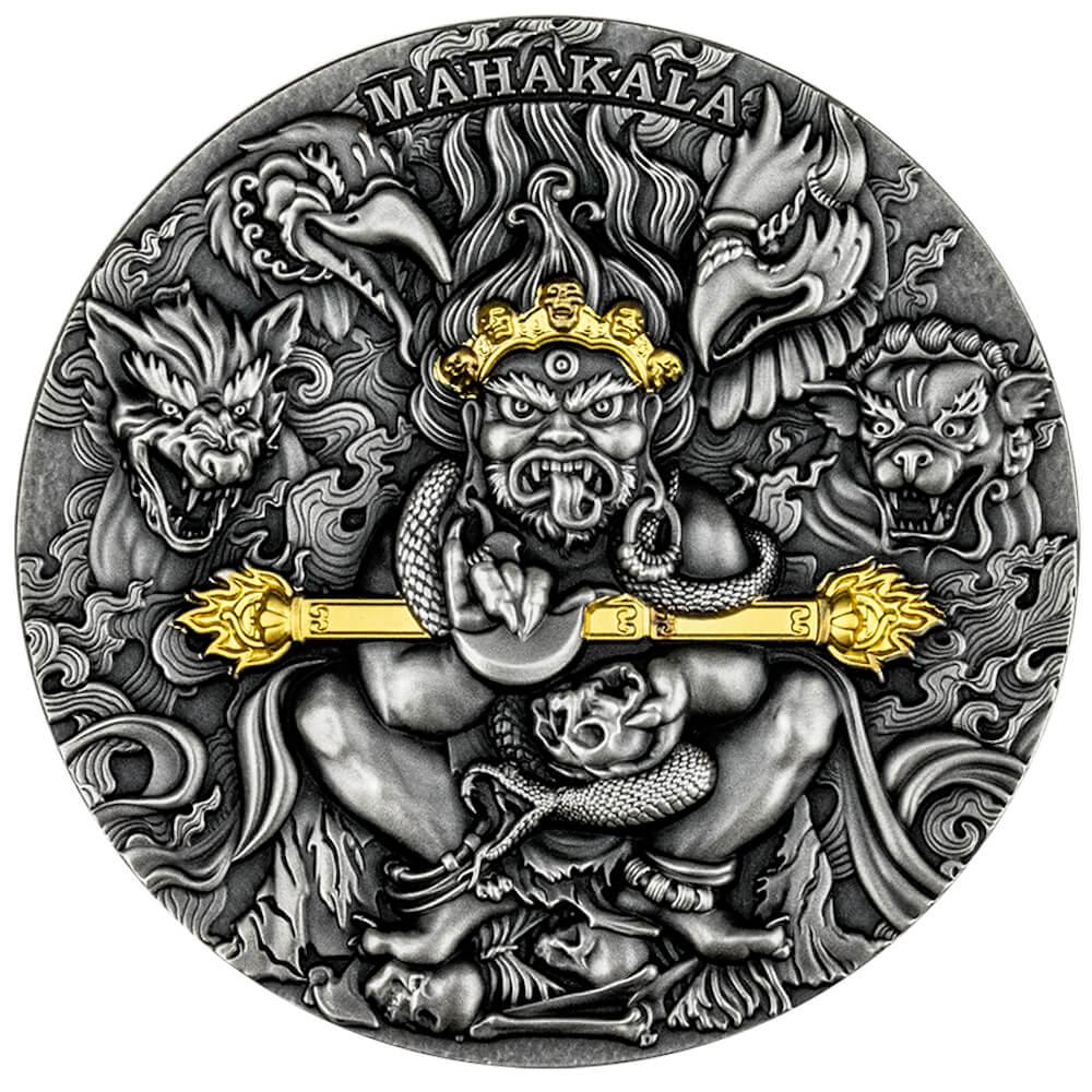 Mahakala, 2000 franków CFA