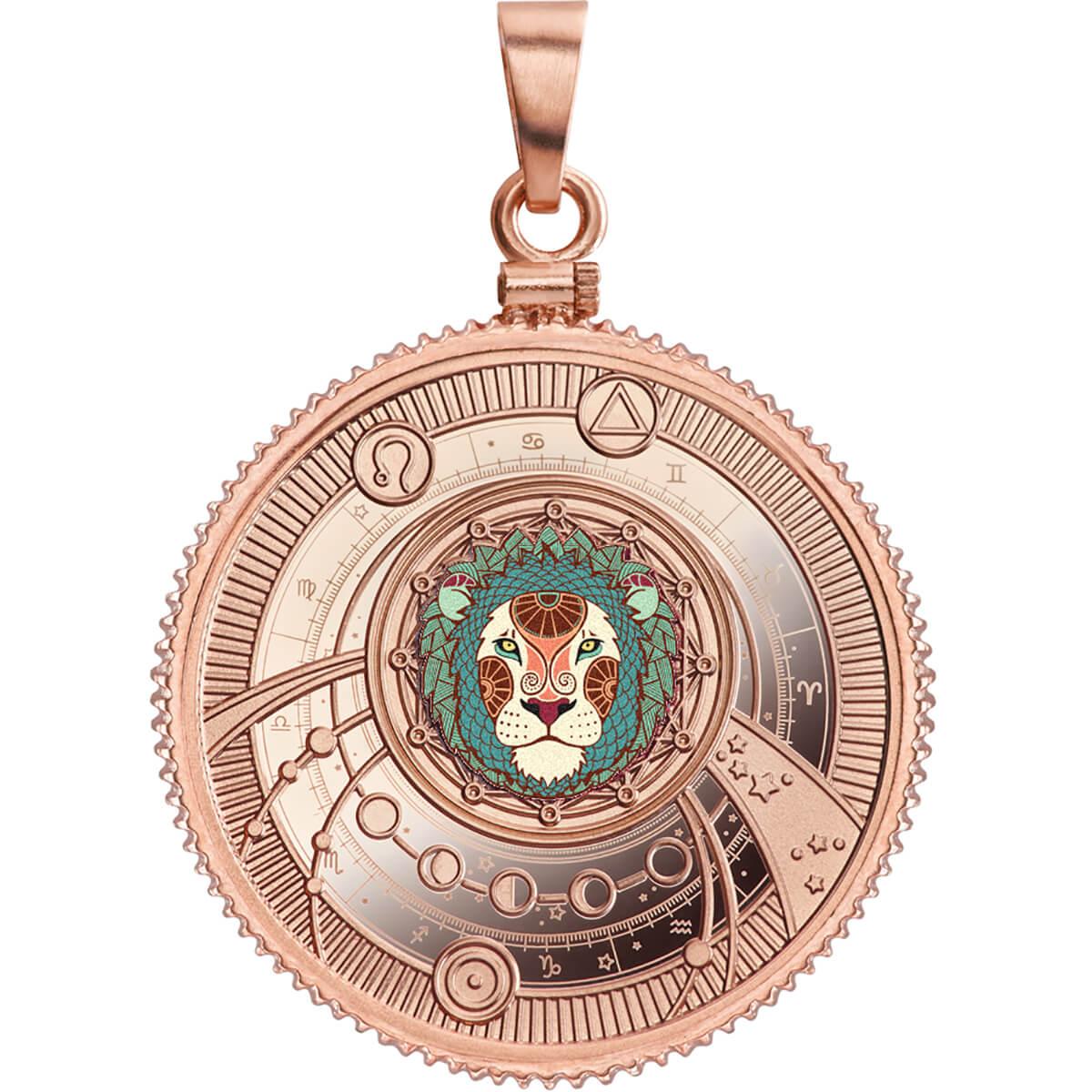 Lew, 500 franków CFA, Seria: Znaki zodiaku