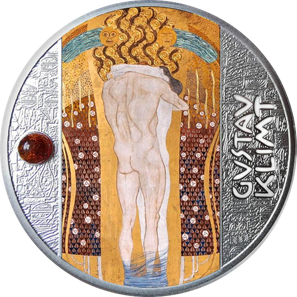 Gustav Klimt, Fryz Beethovena, 500 franków CFA
