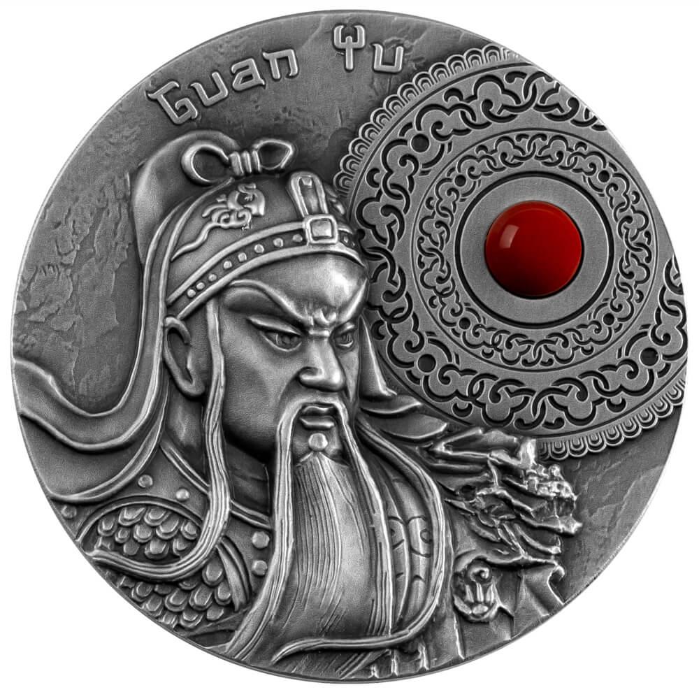 Guan Yu, 5 dolarów